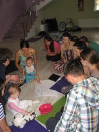 На базе изученных материаловродители чавствовали в составлении упражнений для развития речи детей.